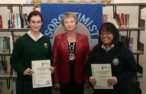 Public Speaking Competition 2010 - Local Winners